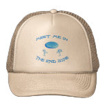 End Zone Frisbee Mesh Hat