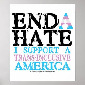 ENDA HATE POSTERS
