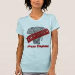 Endangered Animal African Elephant T-shirt