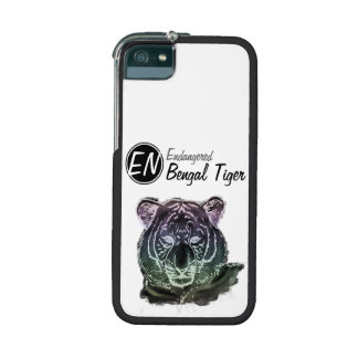 Endangered | Bengal Tiger | iPhone Case 2 Cover For iPhone 5/5S