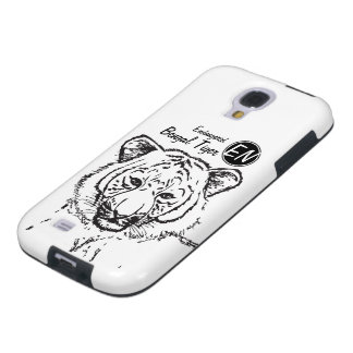 Endangered | Bengal Tiger | Phone Case
