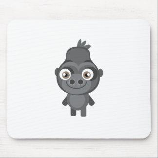 Endangered Gorilla - My Conservation Park Mouse Pad