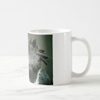Endangered Harpy Eagle Classic White Coffee Mug