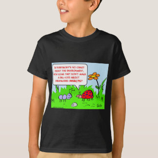 endangered insects environment T-Shirt