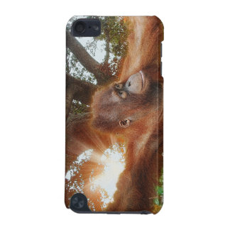 Endangered Orangutan Wildlife-Supporter Ipod Case