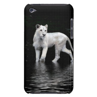 Endangered Rare White Lion Wild Animal Lion-lover Barely There iPod Case