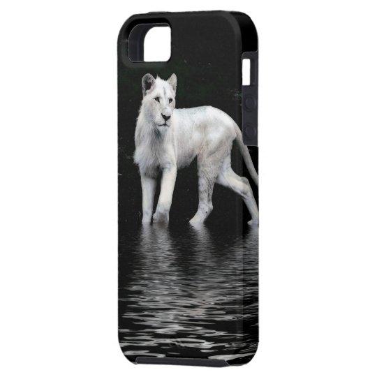 Endangered Rare White Lion Wild Animal Lion-lover iPhone SE/5/5s Case