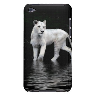 Endangered Rare White Lion Wild Animal Lion-lover iPod Touch Case