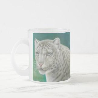 Endangered Snow Leopard Mug