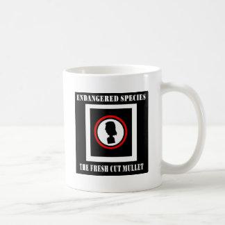 Endangered Species-The Fresh Cut Mullet Coffee Mug
