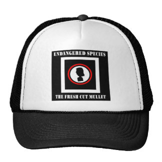 Endangered Species-The Fresh Cut Mullet Trucker Hat