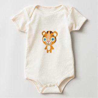 Endangered Tiger - My Conservation Park Baby Bodysuit