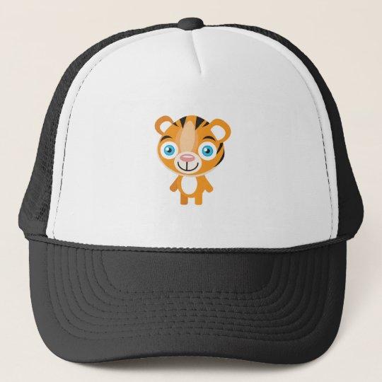 Endangered Tiger - My Conservation Park Trucker Hat