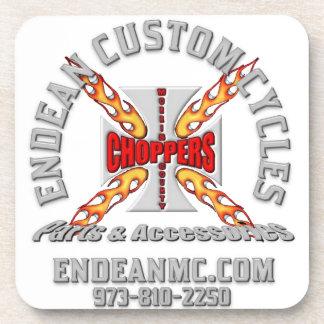 Endean Custom Cycles Coasters
