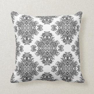 Endearing Damask Pillows