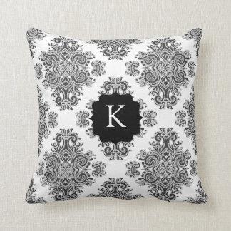 Endearing Damask Throw Pillows