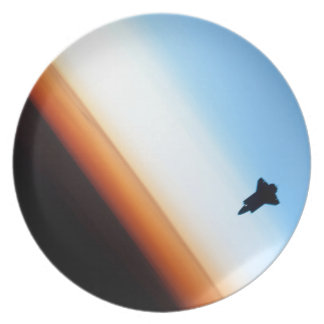 Endeavor Plate