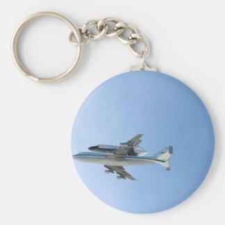 Endeavors Final Flight Key Chain