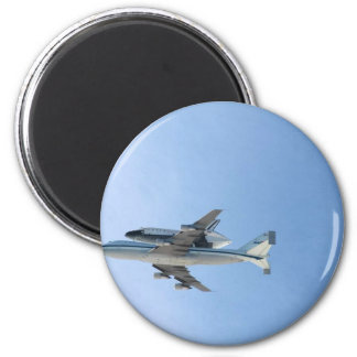 Endeavors Final Flight Magnet
