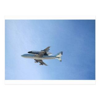 Endeavors Final Flight Postcard