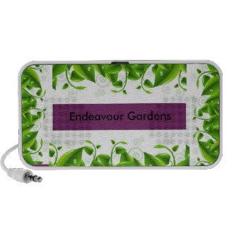 Endeavour gardens Speaker