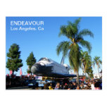 Endeavour/Los Angeles Postcard!