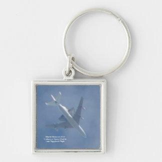 Endeavour Space Shuttle Keychain