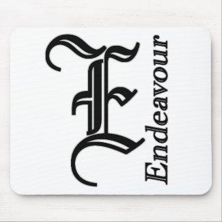 Endeavour Yachts mouse pad mousepad