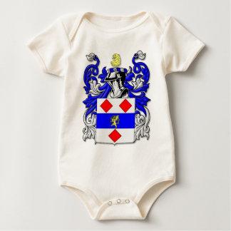 Endecott Coat of Arms Baby Bodysuit