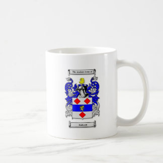 Endecott Coat of Arms Classic White Coffee Mug