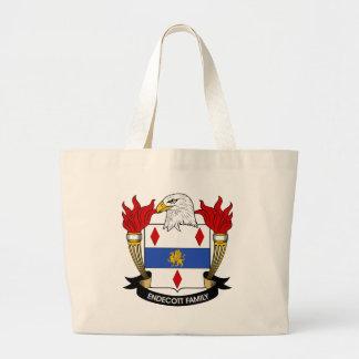 Endecott Family Crest Bag