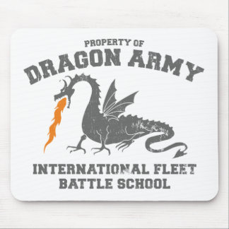 ender dragon army mouse mats