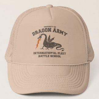 ender dragon army trucker hat