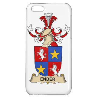 Ender Family Crest iPhone 5C Covers