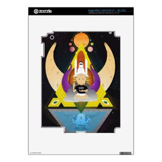 Enders Game iPad 3 Decal