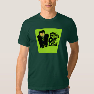 Ender's Game- The Enemy's Gate Is Down Tshirts