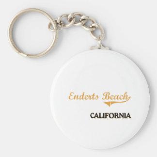 Enderts Beach California Classic Key Chains