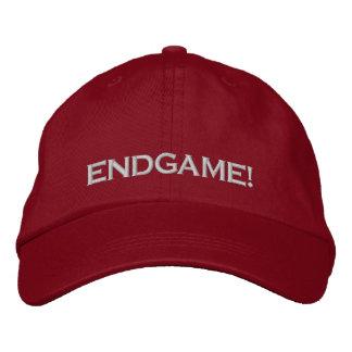 """ENDGAME!"", PC GAME PLAYER CAP BASEBALL CAP"