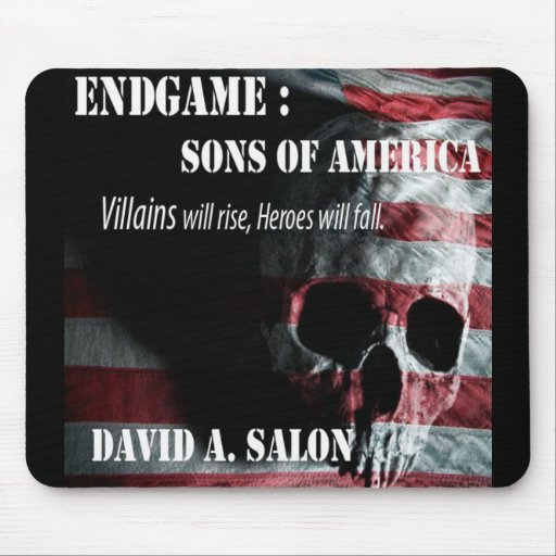 EndGame: Sons Of America Mouse pad