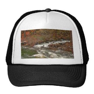 Ending Of Streem Trucker Hat
