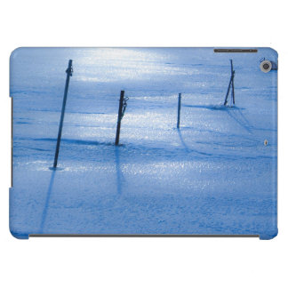 Endless blue ice iPad air cover