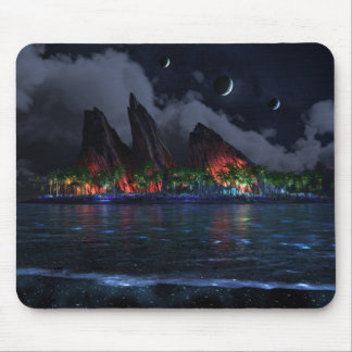 Endless Blue (Night) Mouse Pad