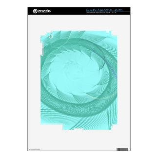 Endless Fish Tail iPad 3 Skin