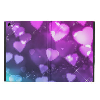 Endless Floating Hearts Case For iPad Air