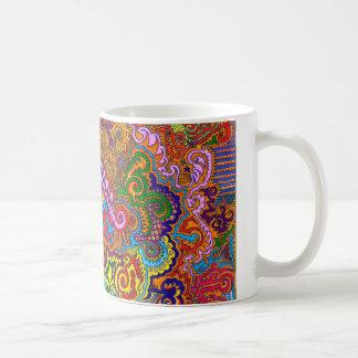 Endless fortune coffee mug
