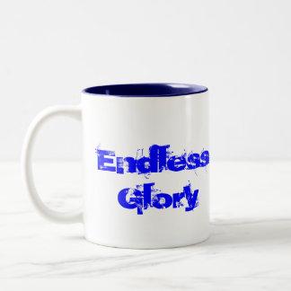Endless Glory, Romans 1.16  for I am not ashame... Two-Tone Coffee Mug