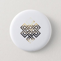 Endless Knot Button
