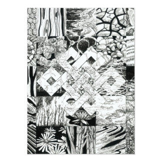 Endless Knot Card