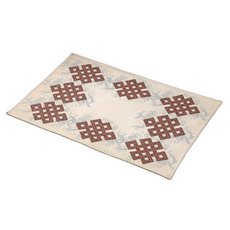 Endless Knot Cloth Placemat