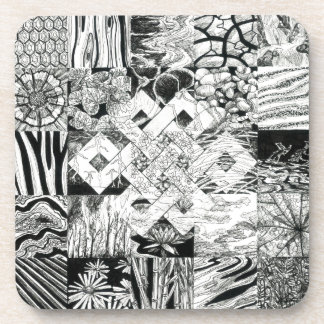 Endless Knot Drink Coaster